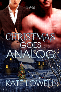 Guest Post and Giveaway: Christmas Goes Analog by Kate Lowell