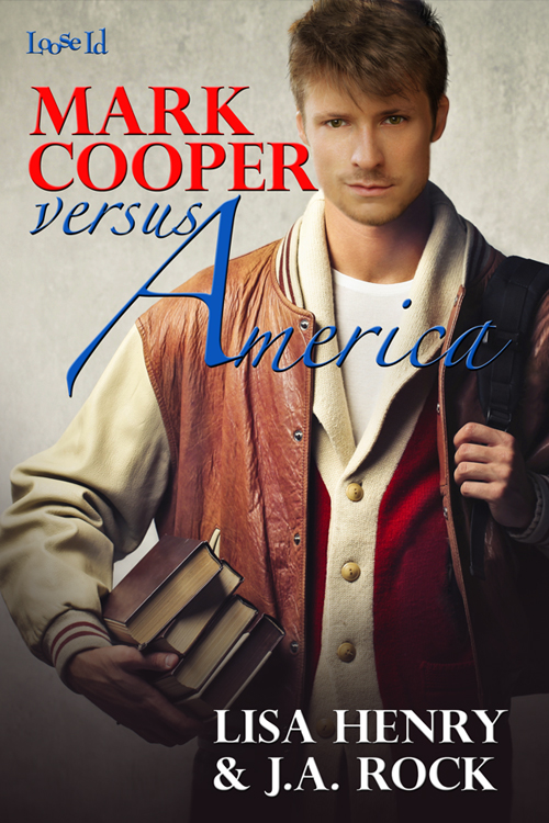 Review: Mark Cooper Versus America by Lisa Henry and J.A. Rock