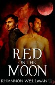 red on the moon