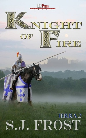 Review: Knight of Fire by S.J. Frost