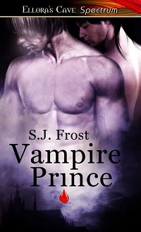 Review: Vampire Prince by S.J. Frost