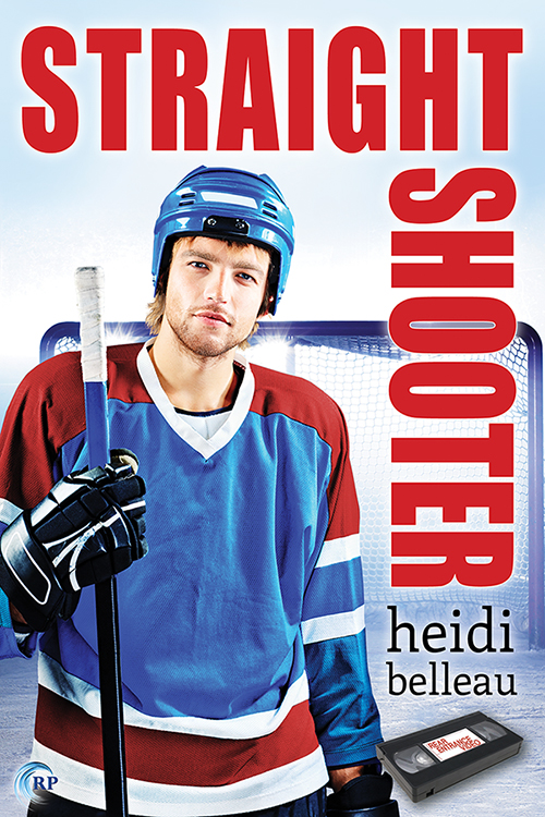 Review: Straight Shooter by Heidi Belleau