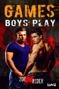 Review: Games Boys Play by Zoe X. Rider