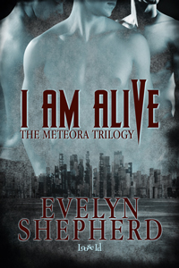 Interview, Excerpt, and Giveaway: I Am Alive by Evelyn Shepherd