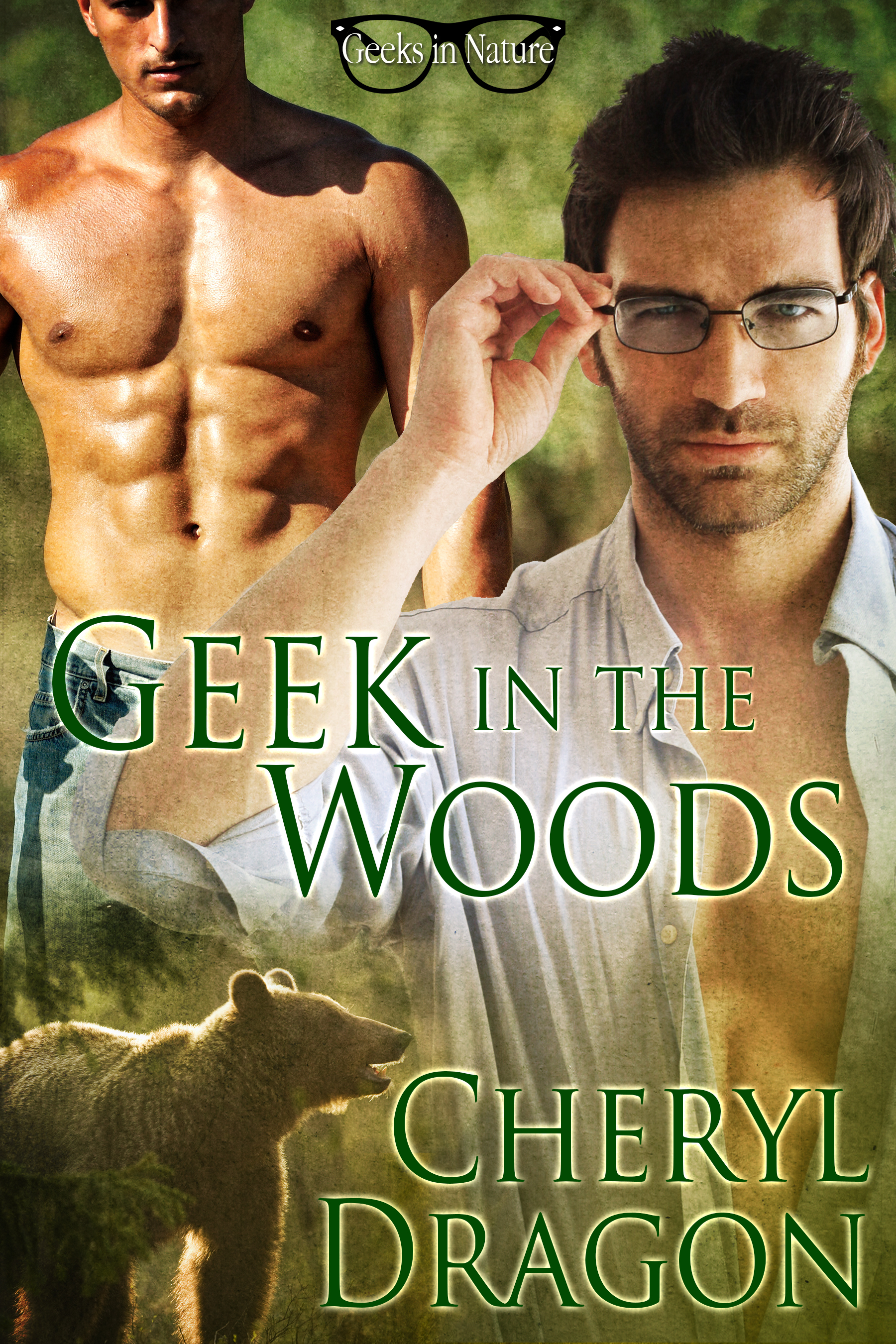 Guest Post and Giveaway: Geek in the Woods by Cheryl Dragon