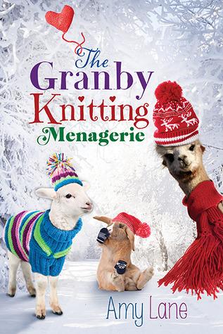 Series Spotlight: The Granby Knitting Menagerie by Amy Lane