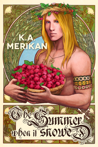 Review: The Summer When it Snowed By K.A. Merikan