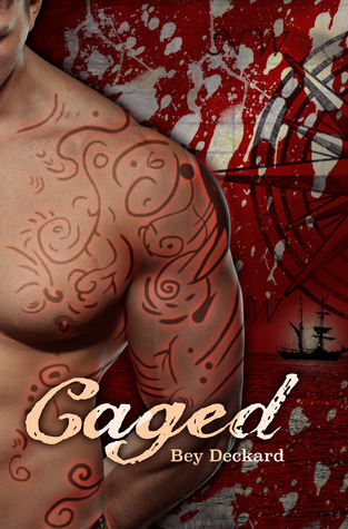 Review: Caged: Love and Treachery on the High Seas by Bey Deckard