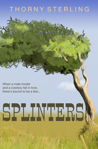 Interview and Giveaway: Splinters by Thorny Sterling