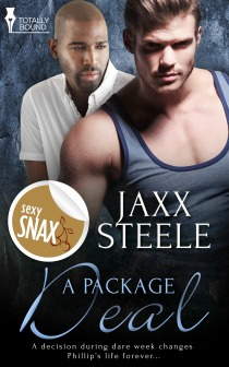 Review: A Package Deal by Jaxx Steele