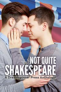 Review: Not Quite Shakespeare Anthology edited by Sue Brown and Anne Regan