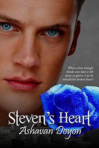 Excerpt and Giveaway: Steven's Heart by Ashavan Doyon