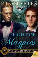 Review: Flight of Magpies by K.J. Charles