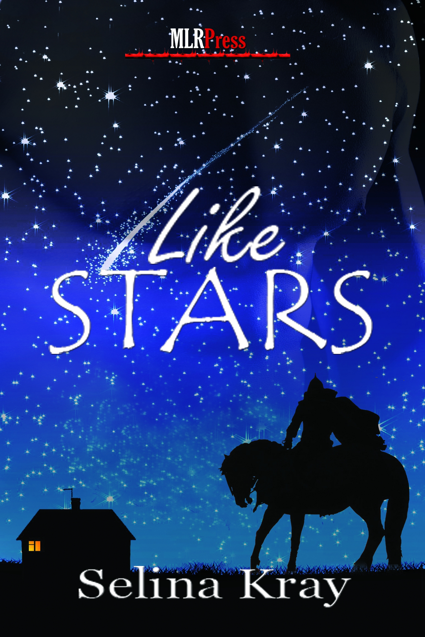 Guest Post and Giveaway: Like Stars by Selina Kray