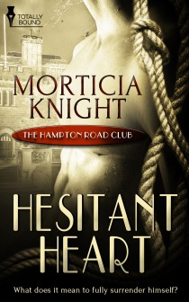 Review: Hesitant Heart By Morticia Knight
