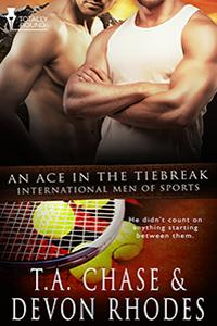 Review: An Ace in the Tiebreak by T.A. Chase and Devon Rhodes