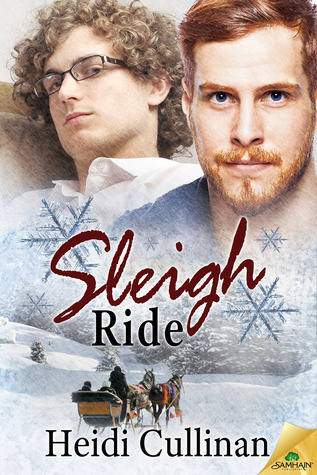 Review: Sleigh Ride by Heidi Cullinan