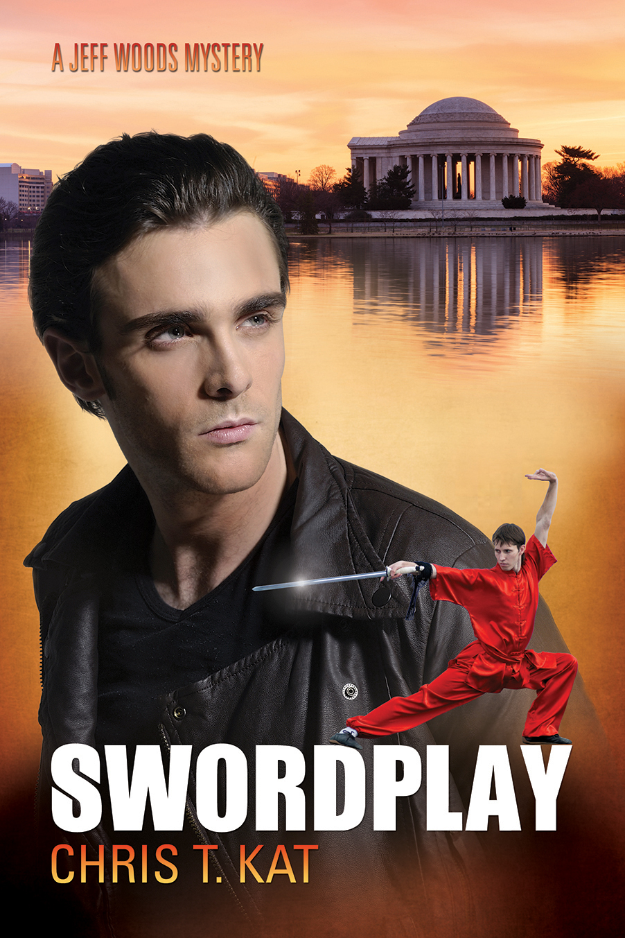 Guest Post and Giveaway: Swordplay by Chris T. Kat