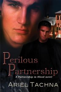 Throwback Thursday Review: Perilous Partnership by Ariel Tachna