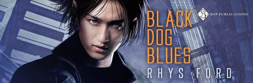 Black Dog Blues Banner
