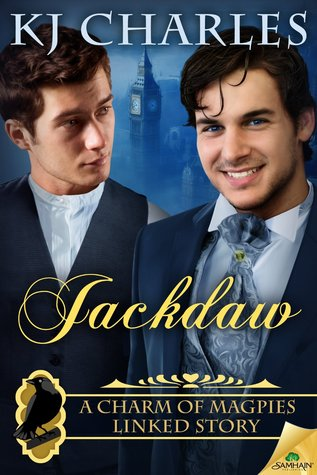 Review: Jackdaw by K.J. Charles