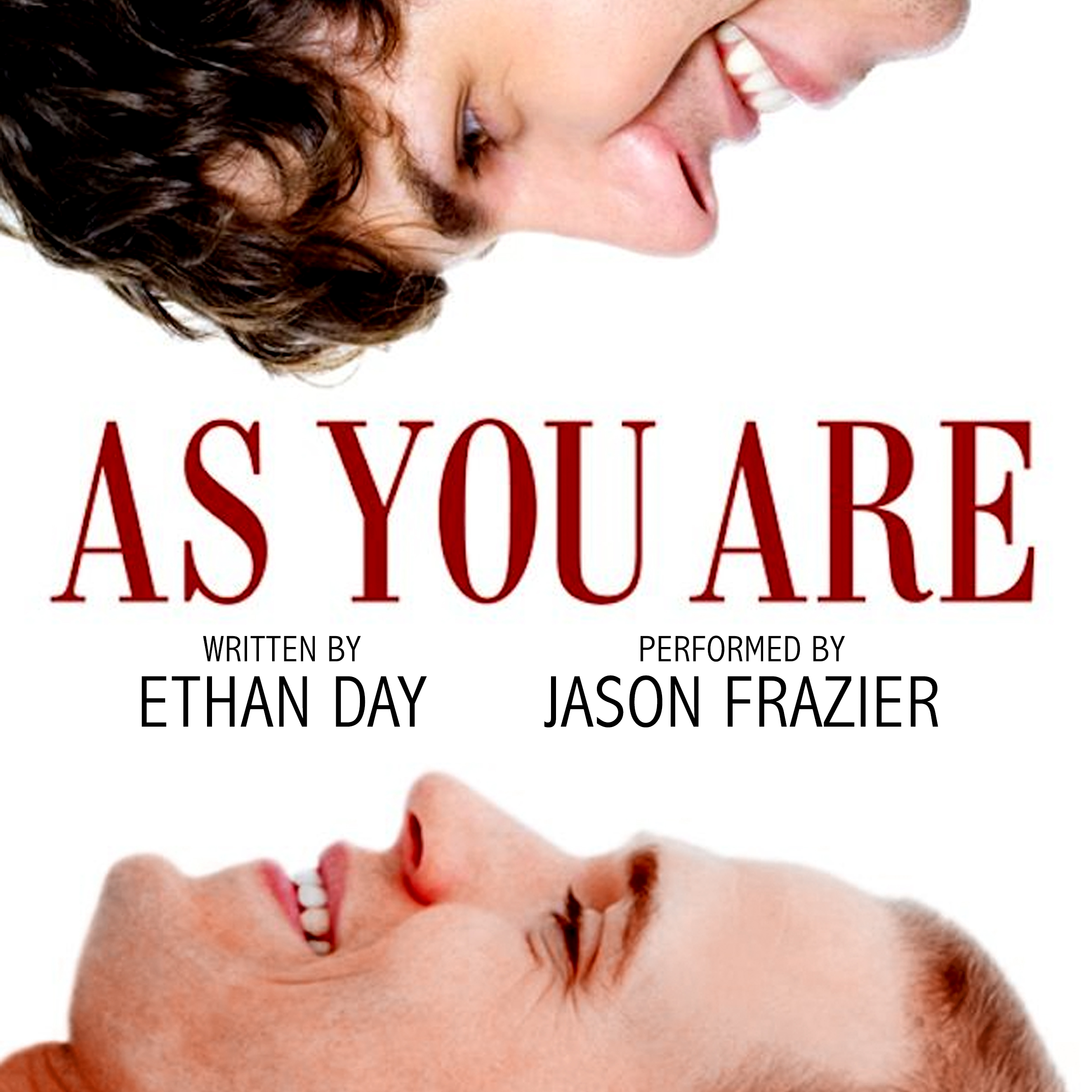 Guest Post and Giveaway: As You Are Audiobook by Ethan Day