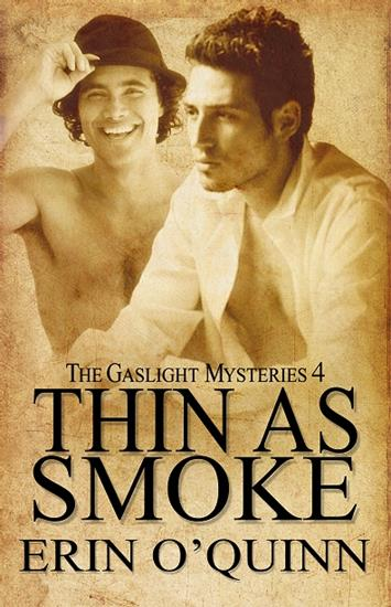 Review: Thin As Smoke by Erin O'Quinn