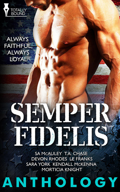 Guest Post and Giveaway: Semper Fidelis Anthology by Kendall McKenna