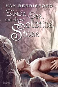 Review: Simon, Sex, and the Solstice Stone by Kay Berrisford