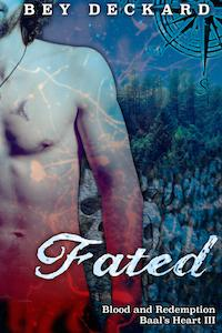 Review: Fated: Blood and Redemption by Bey Deckard