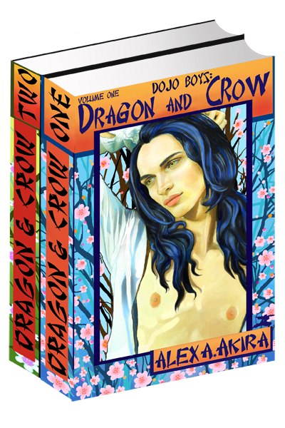 Guest Post and Giveaway: Dojo Boys: Dragon and Crow by Alex A. Akira