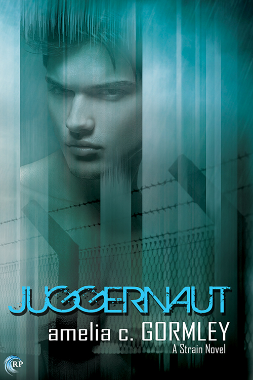 Cover Reveals: Juggernaut and Bane by Amelia C. Gormley