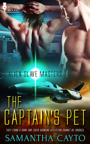 Review: The Captain's Pet by Samantha Cayto