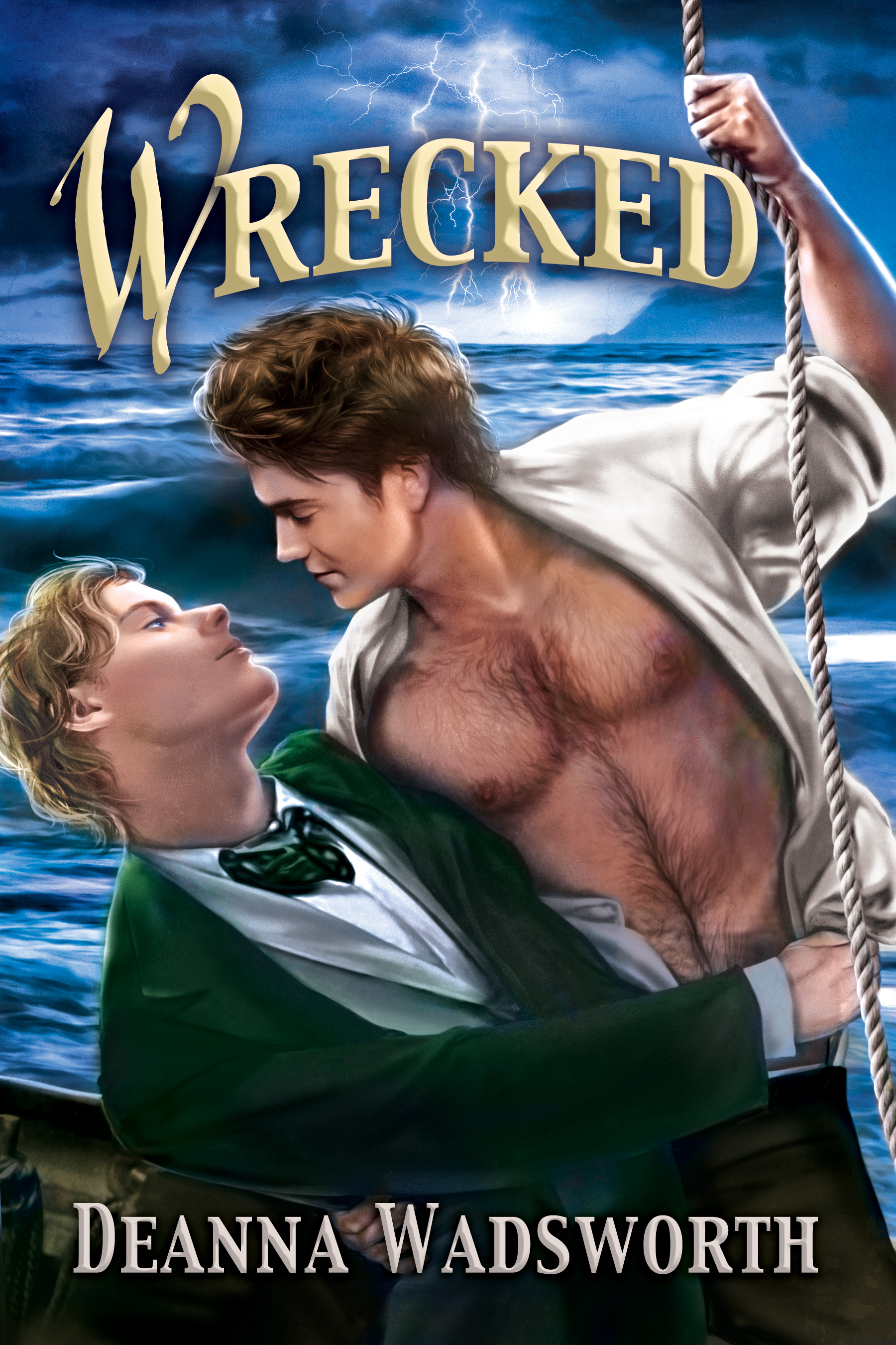 Guest Post and Giveaway: Wrecked by Deanna Wadsworth