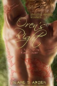 Review: Oren's Right by Blaine D. Arden