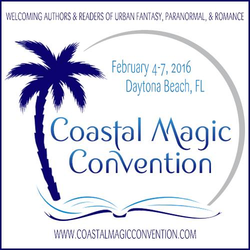 Guest Post and Giveaway: Black of Night (but mostly the Coastal Magic event) by TC Blue