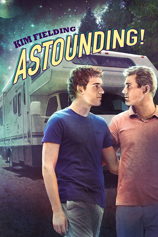 Review: Astounding! by Kim Fielding