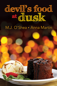 Review: Devil's Food at Dusk by M.J. O'Shea and Anna Martin