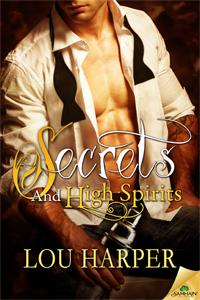 Review: Secrets and High Spirits by Lou Harper