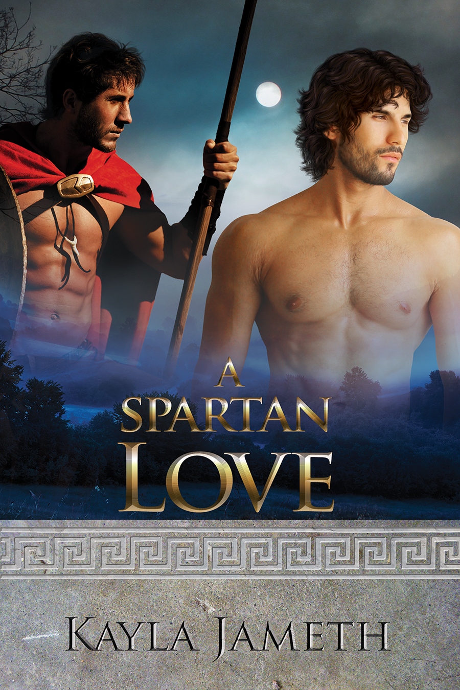 Guest Post and Giveaway: Apollo's Men Series by Kayla Jameth