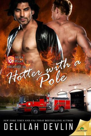 Review: Hotter With a Pole by Delilah Devlin