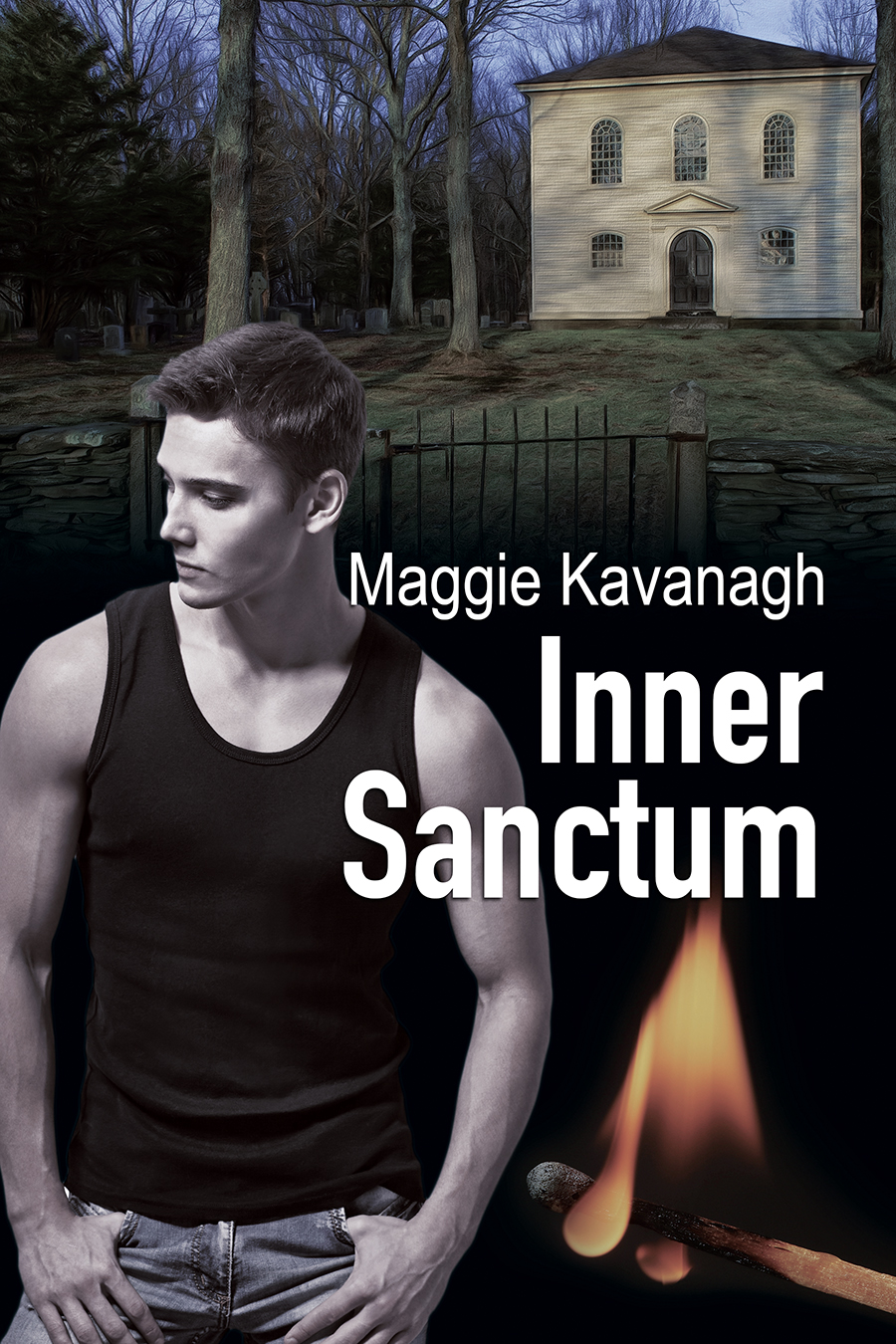 Guest Post and Giveaway: Inner Sanctum by Maggie Kavanagh