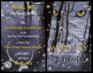 Wolf, WY Blog Tour Giveaway Image