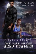 Kanaan & Tilney: The Case of the Arms Dealers, Cover by Dar Albert