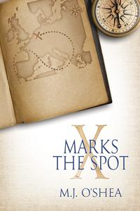 Review: X Marks the Spot by M.J. O'Shea
