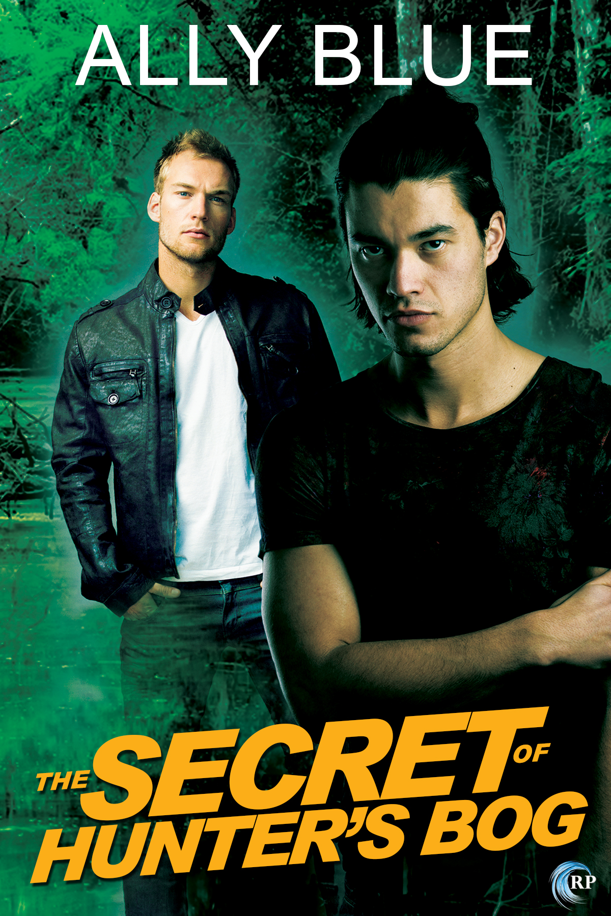 Cover Reveal and Giveaway: The Secret of Hunter's Bog by Ally Blue