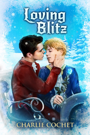 Guest Post and Giveaway: Loving Blitz by Charlie Cochet