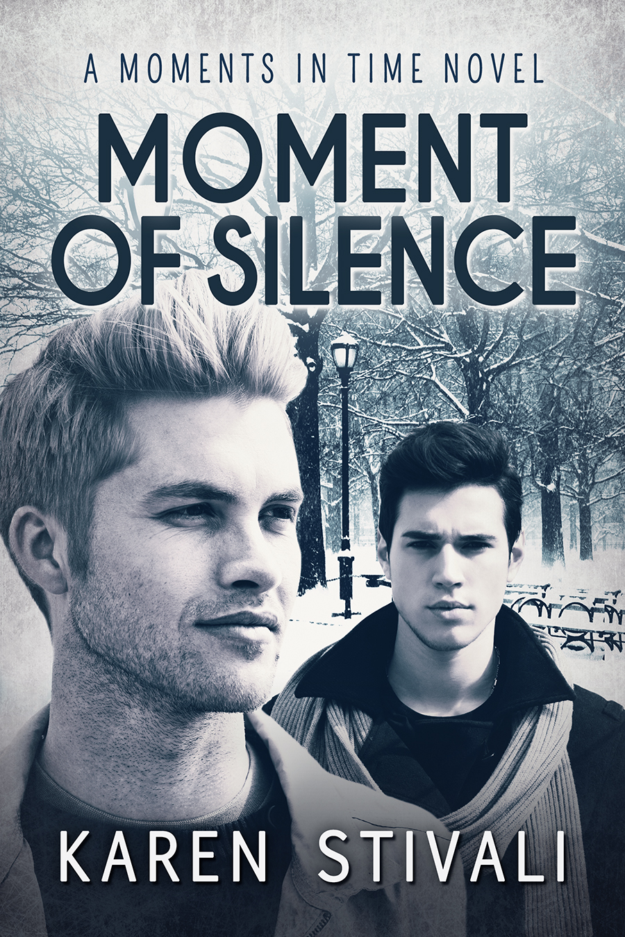 Excerpt and Giveaway: Moment of Silence by Karen Stivali