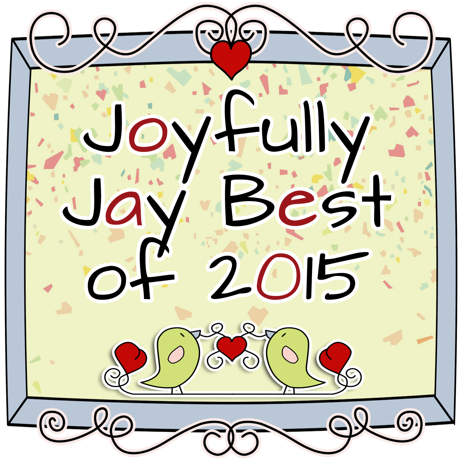Sue's Best of 2015