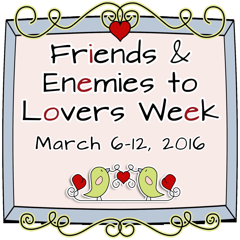 Friends & Enemies to Lovers Week Giveaway Preview!!